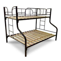 Hypersonic Jackaroo Metal Single over Double Domestic Bunk Bed