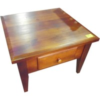 Seconds Lamp Table Pine Square Side Tables Coffee