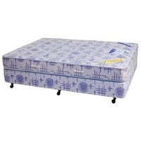 Slumbercare Aquarius Single Mattress and Base Bed Ensemble