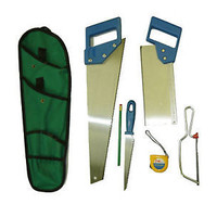 Multi Saw Kit with Carry Case and Metric Tape