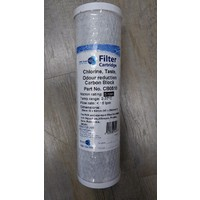 Water Filter Cartridge Pure Clean H20 Carbon Block CB0510