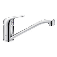 ECT MOBI WT C101 Swivel Kitchen Sink Mixer Tap Chrome