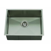 Ostar YH654R Square Undermount Kitchen Insert Sink 540mm x 440mm