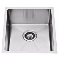 Ostar YH86R-B Square Undermount Kitchen Insert Sink 380mm x 440mm
