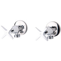 Phoenix Tapware IVY 661 CHR Wall Washing Machine Stops Chrome