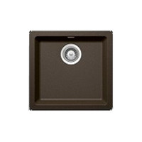 Abey N100 SBZ SOHO Designer Kitchen Single Bowl Sink Bronze