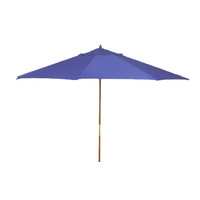 Shelta Como Outdoor Umbrella 2700mm Navy Blue