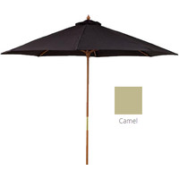Shelta Como Outdoor Umbrella 2700mm Camel