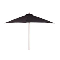 Shelta Palermo Umbrella 3300mm Black