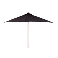 Shelta Seville Umbrella 4000mm Black