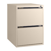 2 Drawer File Storage Office Steel Filing Cabinet Aussie Made Life Time Warranty Wild Oats