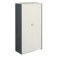 Merlin Full Door Utility Stationery Cabinet Cupboard 1800mm x 900mm