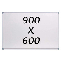 KR Commercial Magnetic Whiteboard 900 X 600mm