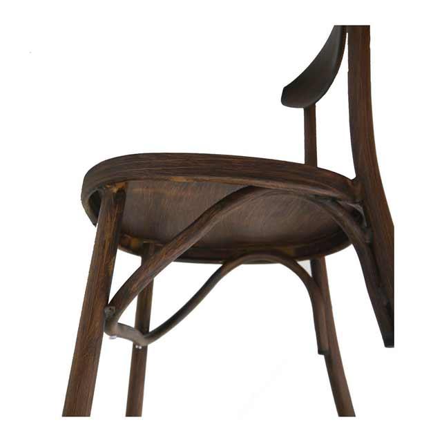 New aluminium outdoor chair replica thonet bentwood for Thonet replica chair