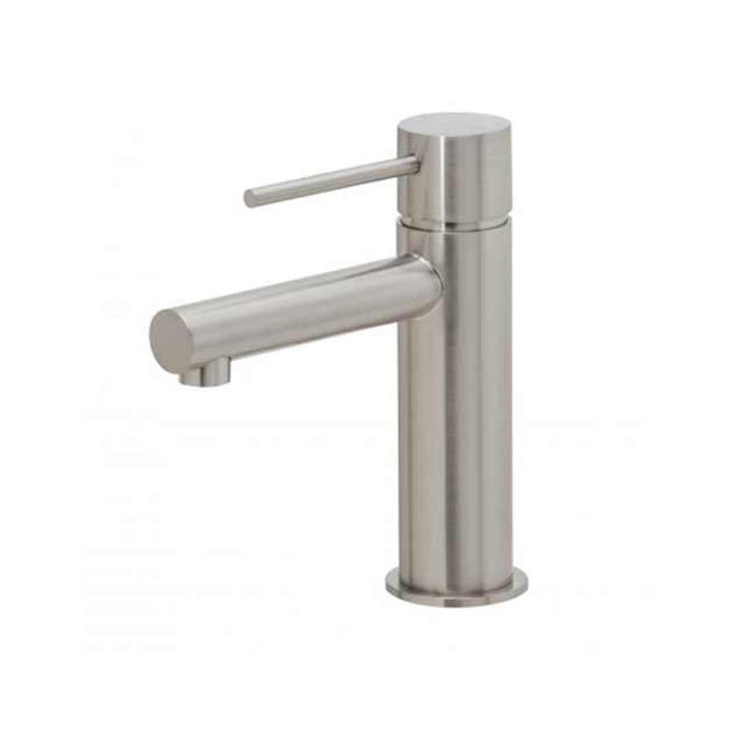 Phoenix Tapware Basin Mixer Bathroom Tap Brushed Nickle VIVID Slimline VS770 BN