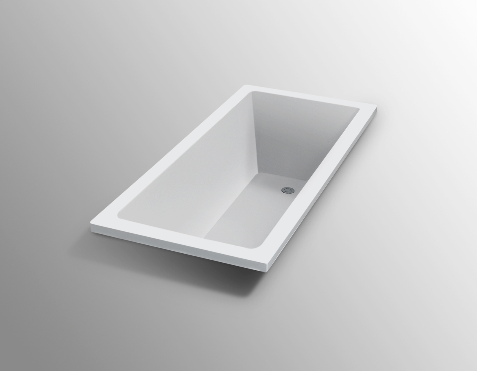 Best BM Bari Drop In Bath Tub Bathroom Bathtub 1500mm BTB1500