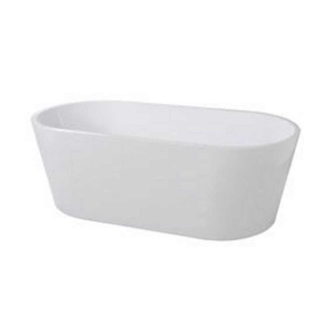Ostar Bath Tub Oval Freestanding Arcylic 1700 wide VU-816-170