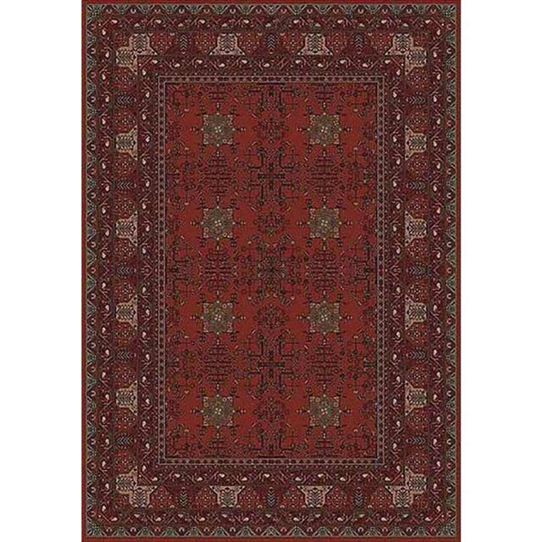 Italtex NZ Wool Floor Area Rug 120cm x 180cm Maori Brick 210