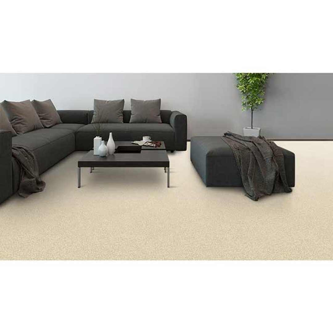 Godfrey Hirst / Hycraft Carpets eco+ Triexta Cut Pile Twist Carpet Flooring Soft Embrace Chamomile