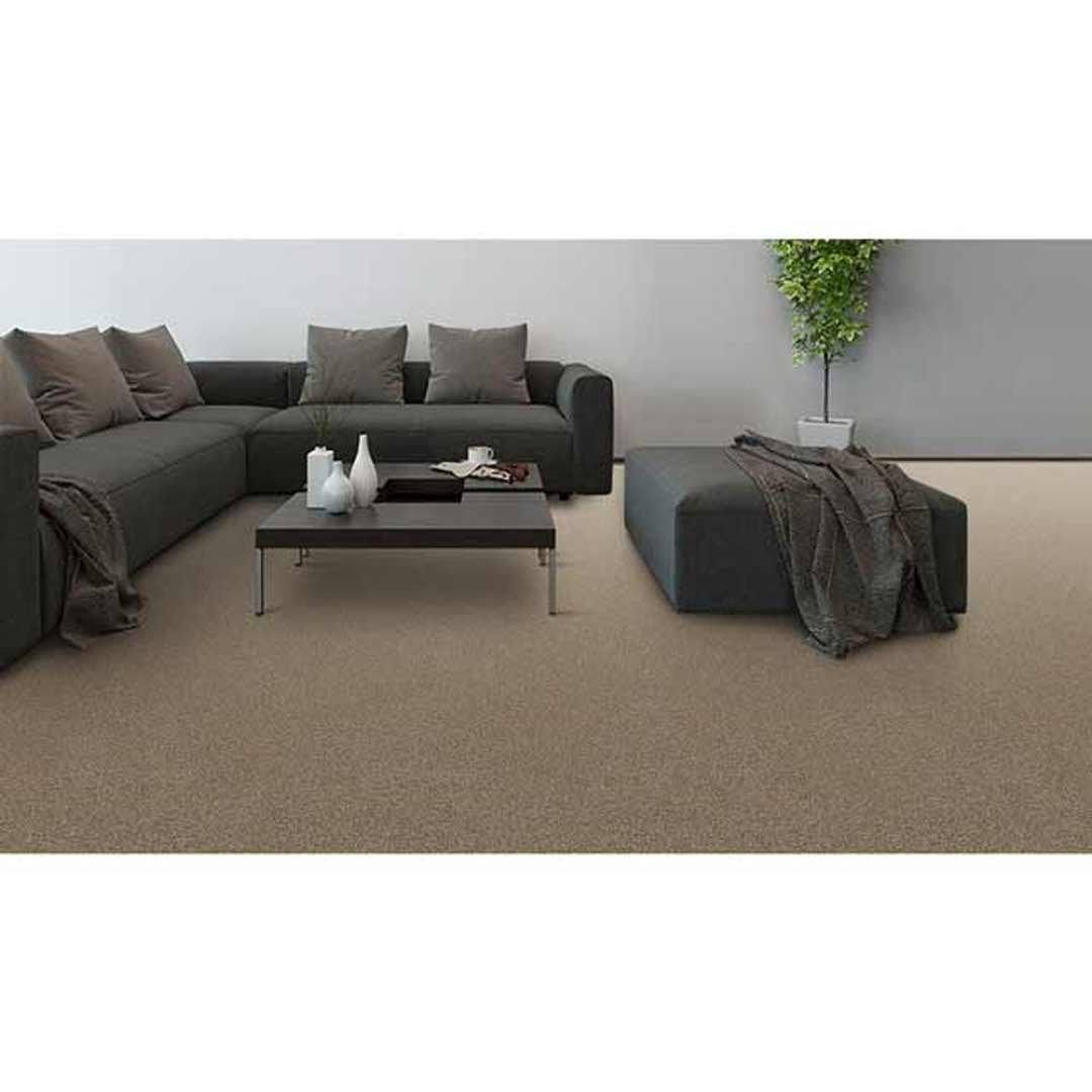 Godfrey Hirst / Hycraft Carpets eco+ Triexta Cut Pile Twist Carpet Flooring Soft Embrace Chimes