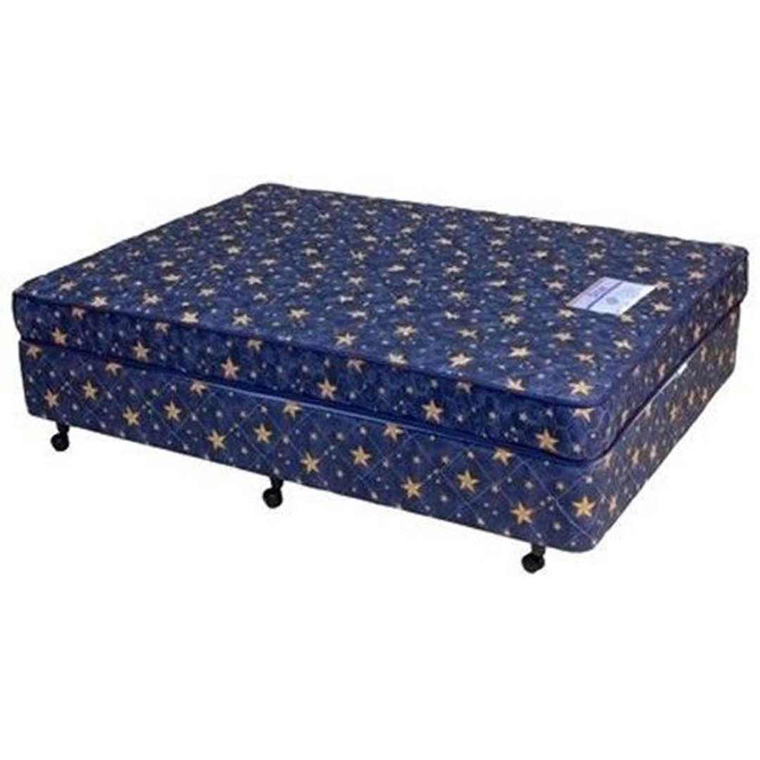 Slumbercare Star Single Mattress and Base Ensemble