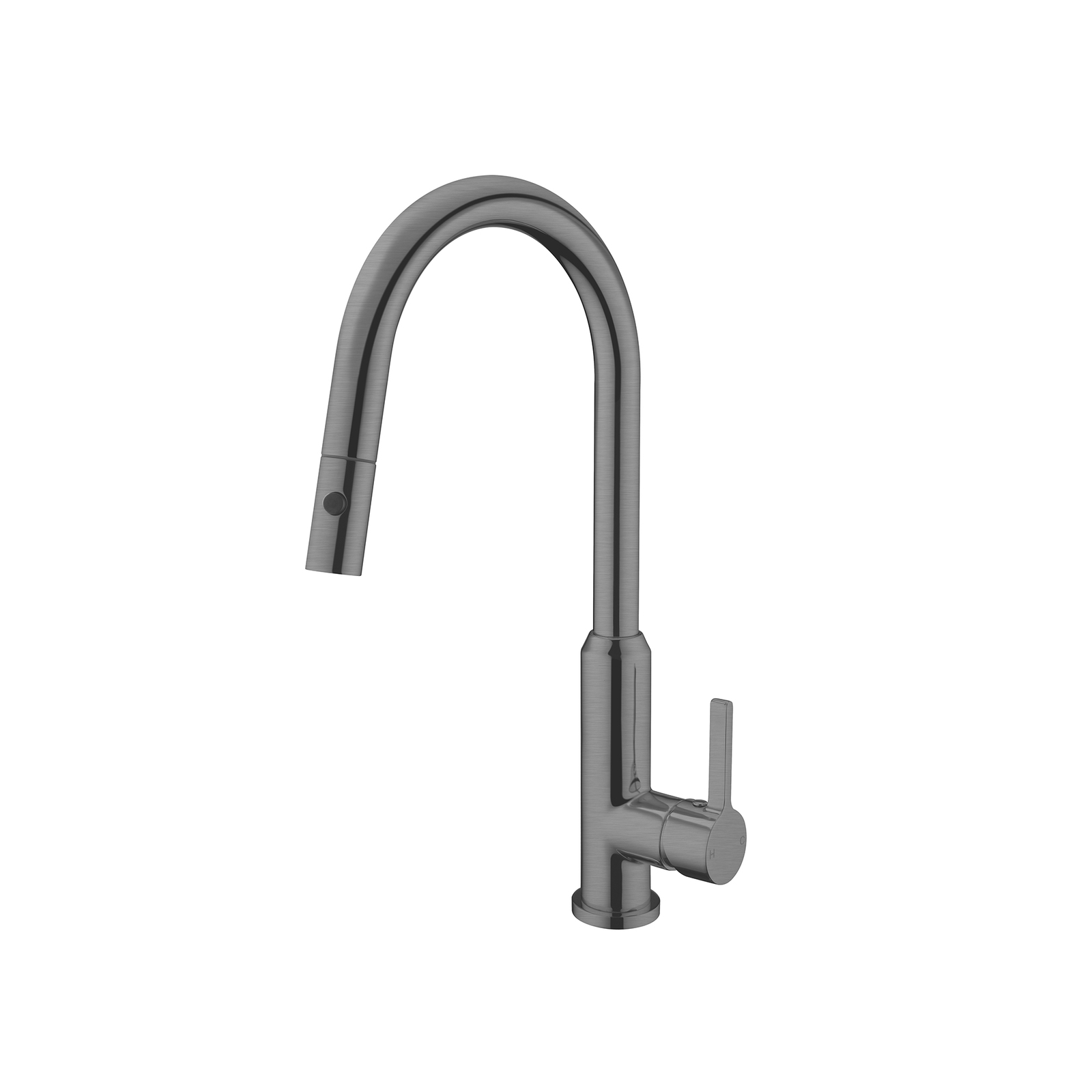 Greens Tapware Regency Pull Down Kitchen Sink Mixer Tap Dual Spray Chrome 15053001