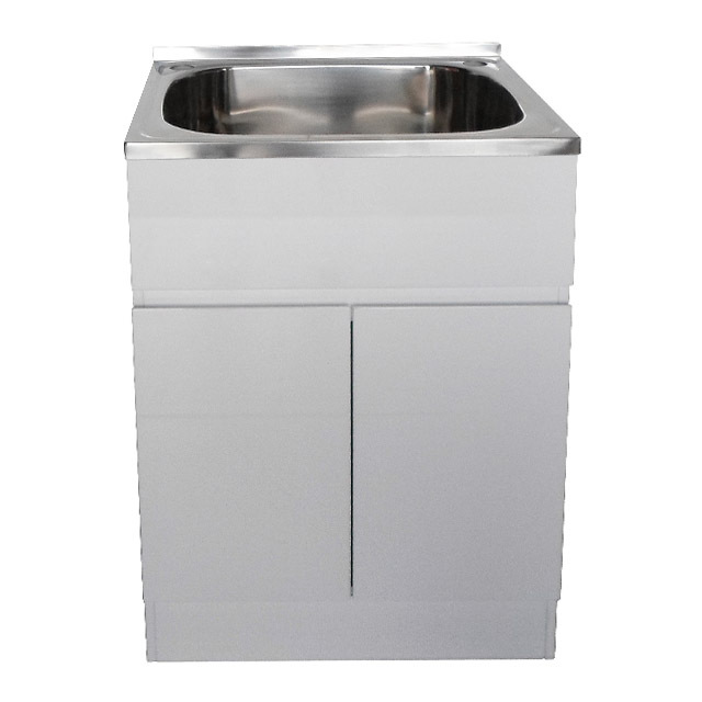 Best BM Laundry Trough with Cabinet 45 Ltr Rio BRC-T45