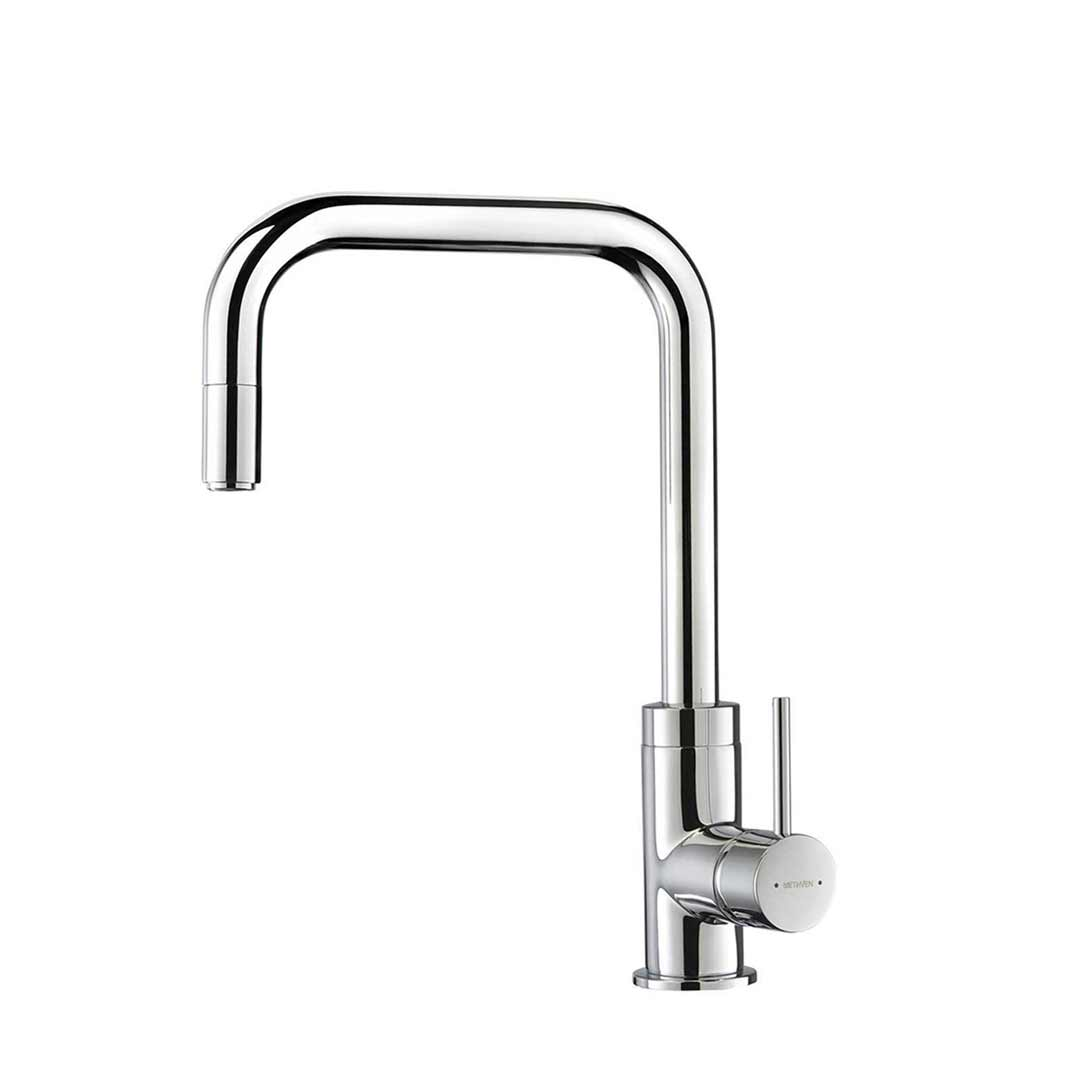 Methven Culinary Urban Pull Out Sink Mixer Chrome Tap 01-2381A