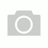 Hugo Reception Desk Front Office Counter 1800mm Wide Gloss White