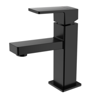 Methven Bathroom Basin Mixer Blaze Matte Black Tap 03-9425MBK