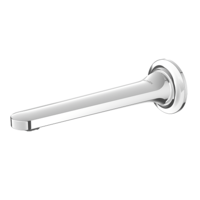 Methven Bath Spout Wall Mounted Chrome Aio AOSPWBTCPAU