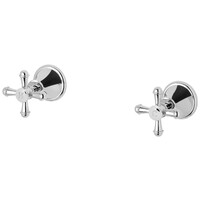 Phoenix Tapware Wall Top Assemblies Bathroom Shower Tap Nostalgia Chrome NS060 CHR