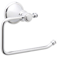 Phoenix Tapware Toilet Roll Holder Bathroom Accessories Nostalgia Chrome NS892 CHR