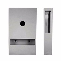 Metlam Interfol Paper Towel Tissue Holder Dispenser ML4094-SS