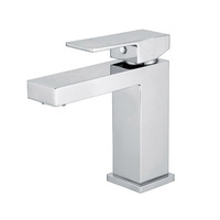 Best BM Basin Mixer Chrome Bathroom Tap Dallas BTD3101
