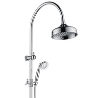 Dorf Enix Metal Soap Holder Chrome