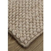 Bayliss Rugs Drake Linen 250cm x 350cm Wool Bamboo Silk Floor Area Rug