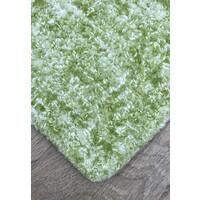 Bayliss Rugs Quarry Lime Green Tencel Hand-Tufted Floor Area Rug 160cm x 230cm