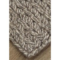 Bayliss Rugs Scout Natural Camel Wool Floor Area Rug 160cm x 230cm