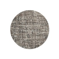Bayliss Rugs Dakota 250cm Round Wool & Viscose Floor Area Rug Butterfinger