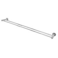Castano Capri 900mm Double Towel Rail Chrome CADTRC