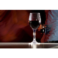 Wholesale Clear Restaurant Glassware Plastic Wine Glasses 325ml
