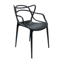 Line Chair Replica Masters Kartell by Philippe Starck Black
