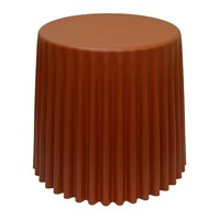 Cupcake Stool Dark Orange
