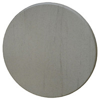 Restaurant Table Top Round 700mm Outdoor Compressed Grey