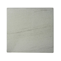 Bistro Outdoor Table Top Square 800mm Dining Tops Compressed grey