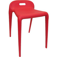Bum Stool Replica Stefano Giovannoni YUYU Red