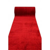 CELEBRITY Red Carpet Runner 100cm(w) Rubber Backed p/metre