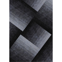 Romeo Polyester Microfibre Graduated Designs Modern Rug 160cm x 230cm