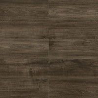 Kenbrock Smart Drop Vinyl Flooring Plank Ebony Oak 2.17m2